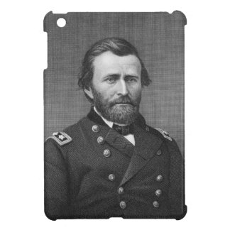 General Ulysses Simpson Grant, engraved after a da iPad Mini Case