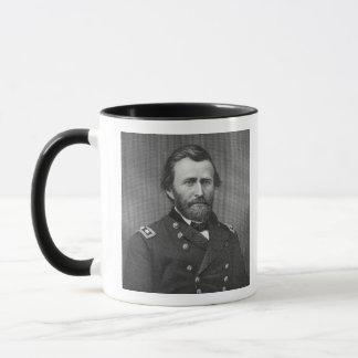 General Ulysses Simpson Grant, engraved after a da Mug