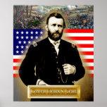 General Ulyssess S. Grant Poster