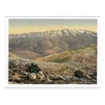 General view, Mount Hermon, Holy Land (i.e., Leban