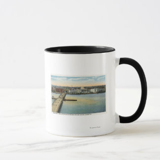 General View of MIT and Harvard Bridge, Mug