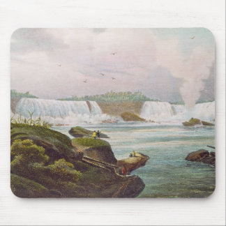 General View of Niagara Falls from Canadian Side Mouse Pad