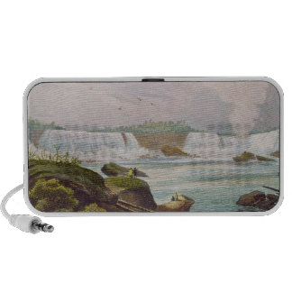General View of Niagara Falls from Canadian Side Speaker
