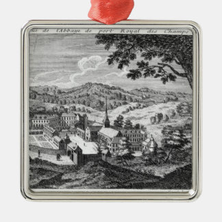 General view of the Abbey of Port-Royal des Christmas Ornament