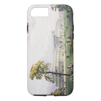 General view of the exterior of the building, in t iPhone 8/7 case