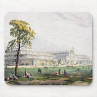 General view of the exterior of the building, in t mouse mat