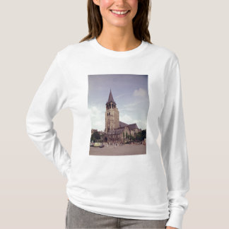General view of the facade T-Shirt