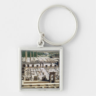 General view of the palace, Achaemenian Period Key Chains
