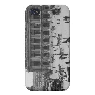 General view of the Paris Opera House iPhone 4 Cover