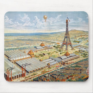 General View of the Universal Exhibition Mouse Mat