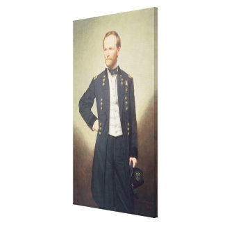 General William Sherman  1866 Canvas Print