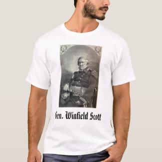 general-winfield-scott, Gen. Winfield Scott T-Shirt