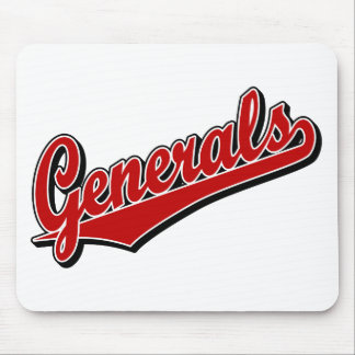 Generals in Red Mouse Mats