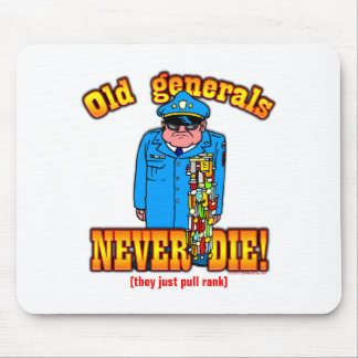Generals Mouse Pad