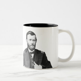 Generals Sherman and Grant Mug