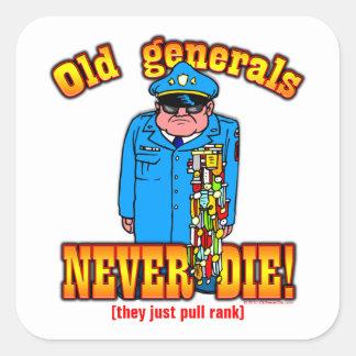 Generals Sticker