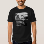 Generaly George S. Patton and Colonel Lyle Bernard Tee Shirts