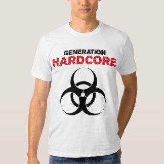 Generation Hardcore Tee Shirt