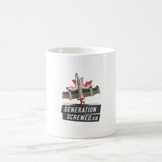 Generation Screwed Mug