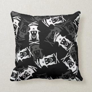 Generation X Pattern Throw Pillow