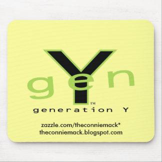 Generation Y Mousepad 1