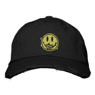 Generation Z, Zombie Hat Embroidered Baseball Cap