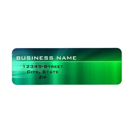 Generic Business - Shiny Green Metallic