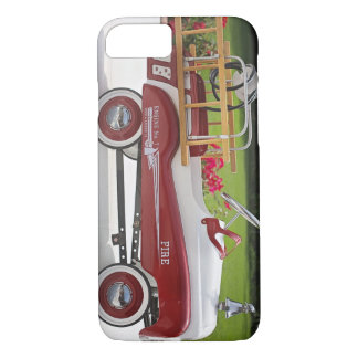 Generic Childs Metal Pedal Car Firetruck Car iPhone 7 Case