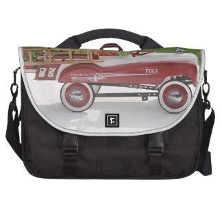 Generic Childs Metal Pedal Car Firetruck Car Bag For Laptop