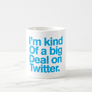 Generic Comedy™ / Big Deal on Twitter. Coffee Mug