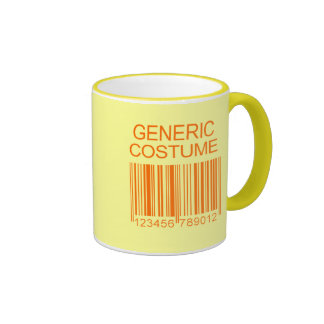GENERIC COSTUME MUGS