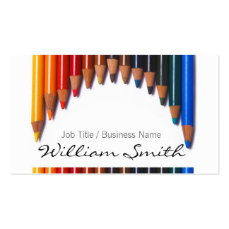 Generic Pencils Job Titles/Business Yam Pack Of Standard Business Cards