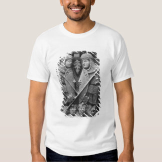 Generosity and Charity piercing two Vices T Shirt