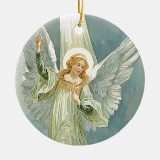Generous -  Guardian Angel of Generosity Christmas Ornament