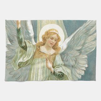 Generous - Guardian Angel of Generosity Tea Towel