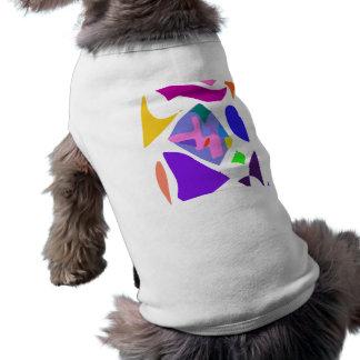 Generous Sleeveless Dog Shirt