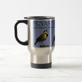 Genesee Valley Audubon Society Travel Mug