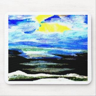 Genesis - CricketDiane Ocean Art Mouse Pad