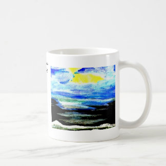 Genesis - CricketDiane Ocean Art Classic White Coffee Mug