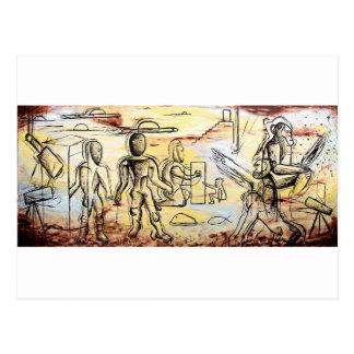 Genesis - Custom Print! Postcard