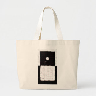 Genesis Day 1: Light 2014 Large Tote Bag