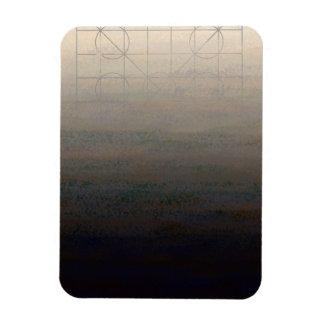 Genesis Day 7: Rest Rectangular Photo Magnet