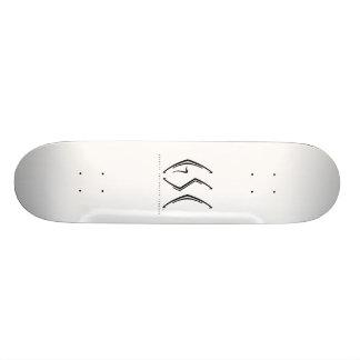 Genesis GSC Logo Skateboard Deck