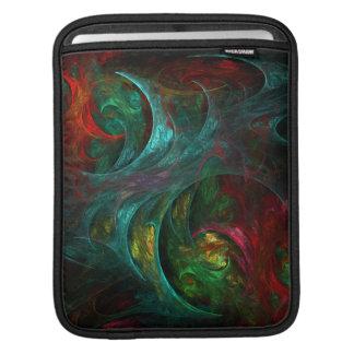Genesis Nova Abstract Art iPad Sleeve