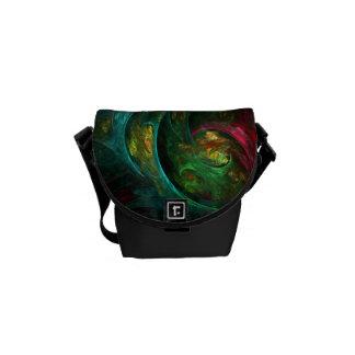 Genesis Nova Abstract Art Mini Bag Messenger Bag