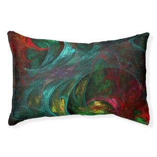 Genesis Nova Abstract Art Pet Bed