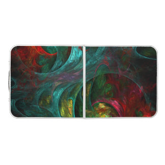 Genesis Nova Abstract Art Pong Table