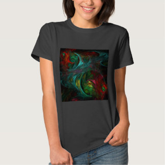 Genesis Nova Abstract Art T-Shirt