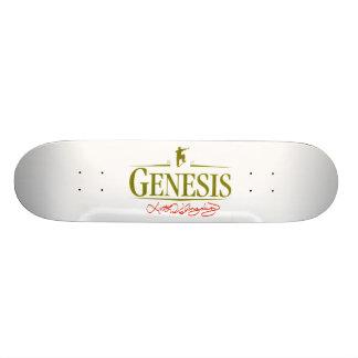 GeneStout 2  Skateboard Deck