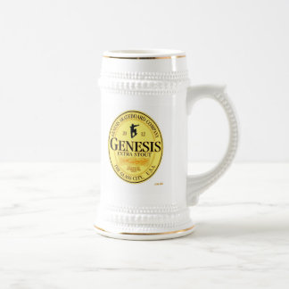 GeneStout Limited Edition Stein Beer Steins